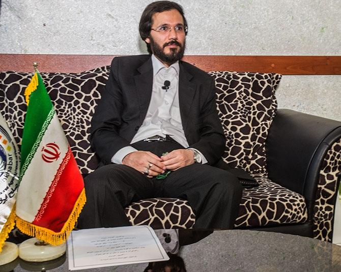 مصاحبه مهندس حسینی خبرگزاری صلح