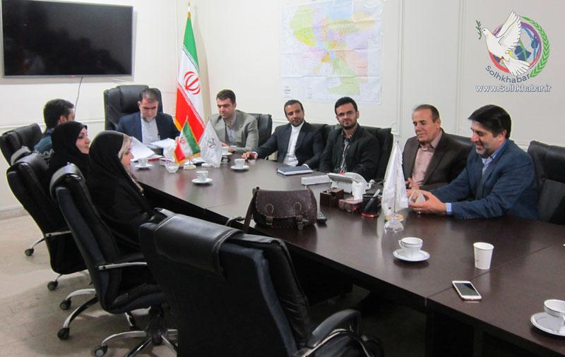 بازدید از کانون اسلامی اقوام و طوایف ایران