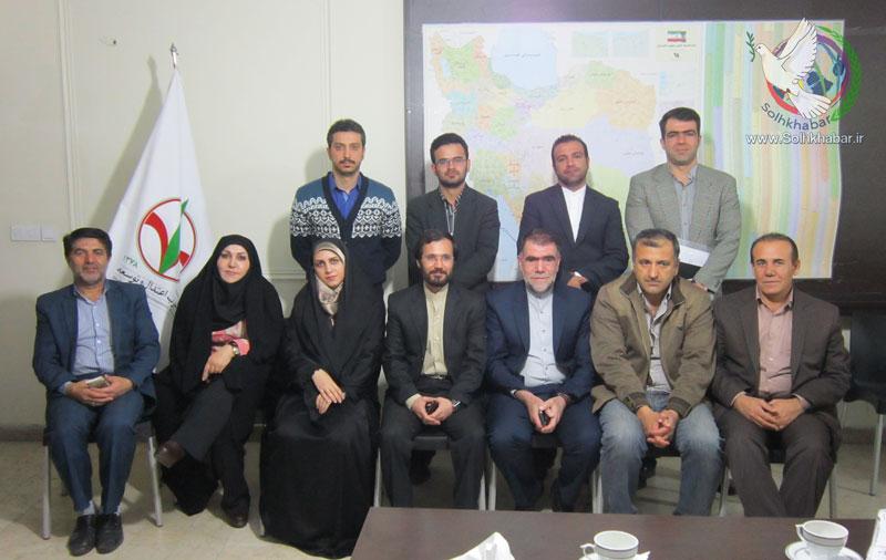بازدید از کانون اقوام و طوایف ایران