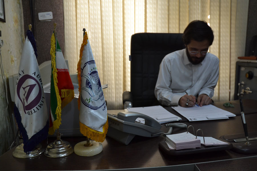 ارسال نامه دبیرکل موسسه بین المللی صلح به بان کی مون